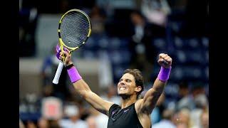 Matteo Berrettini vs Rafael Nadal Extended Highlights | US Open 2019 SF