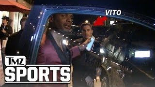Michael Sam BACK ON WITH VITO ... Hit L.A. Club Together | TMZ Sports