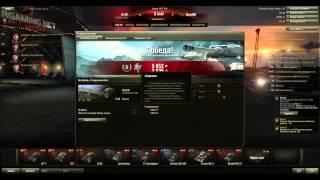 World Of Tanks. 10-ая серия прохождения танками СССР.