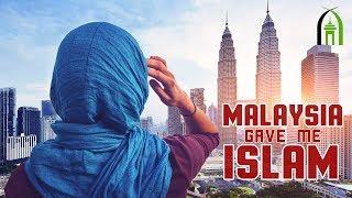Malaysia Made me Embrace Islam || Muslim Convert Stories