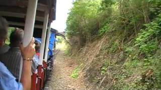 preview picture of video 'Launceston Steam Railway  Darjeeling  victor parker video   MOV0EE'