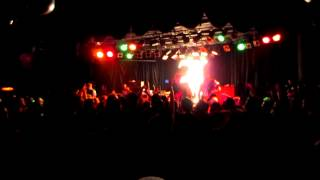 Every Time I Die - I Suck Blood (Ending) & Apocalypse Now & Then - Live @ The Roxy (Feb. 17th, 2013)