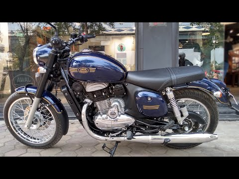 Download 2019 Jawa 42 & 2019 Jawa Standard  | Price | Mileage | Specification | Walk Around Review HD Mp4 3GP Video and MP3