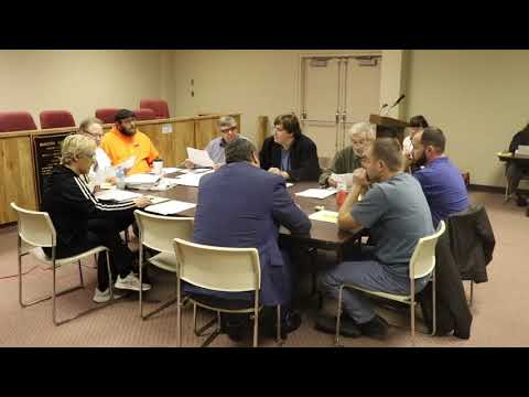 Donora Council Meeting 02-07-2019