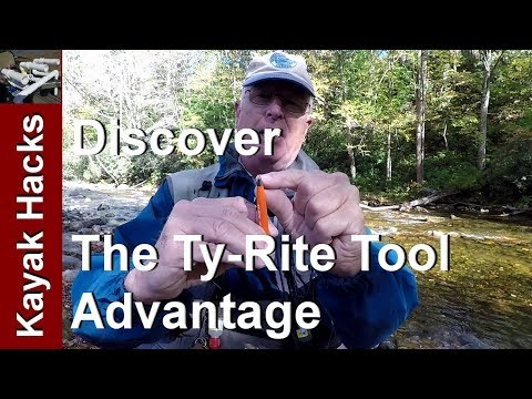 Ty-Rite Fly Fishing Tool Fly and Hook Holder Review