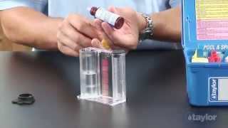 To Test (Free and Combined) Chlorine using FAS-DPD