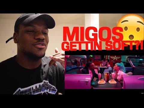 Quality Control, Quavo, Nicki Minaj - She For Keeps (Official)  Reaction!!