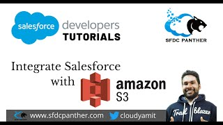 Integrate Salesforce with Amazon S3