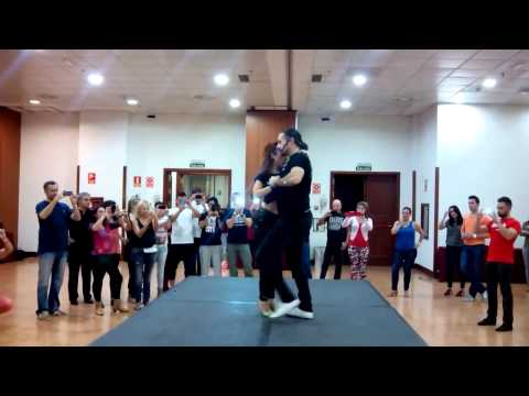 Pedro García & Alicia Kizomba - INTERNATIONAL KIZOMBA OPEN 2014 2014-11-07