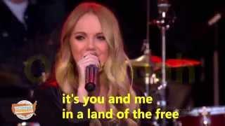"Danielle Bradbery Lyric Video ""Young In America"""