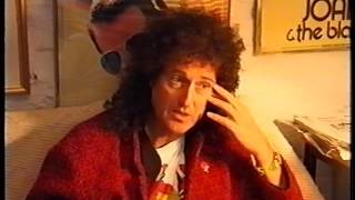 Brian May question and answer session Queen convention 2001
