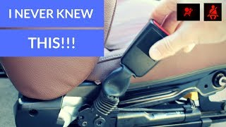 HOW TO REMOVE AIRBAG LIGHT!!! (BMW)