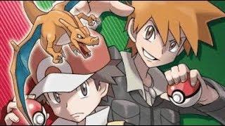 【Pokemon】 Let's Go Pikachu & Eevee _ Battle  vs Green【HanadaCh】