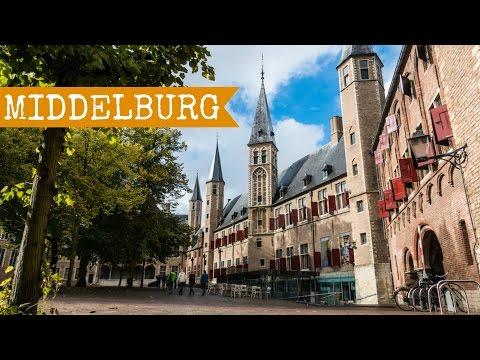 Video Middelburg, Zeeland, Netherlands, Holland, travel gretl