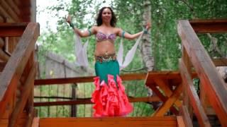 Восточные танцы (танец живота) в Челябинске. Школа танцев Study-on, Челябинск, 2016