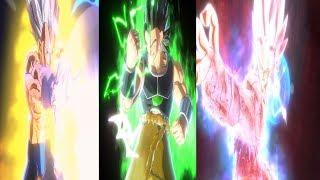 #5 Super Ultra Instinct Evolution and Super Ultra Instinct Kaioken X40 (DBZ: Ancient Saiyan) -DBXV2