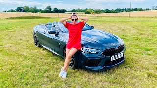 The BMW M8 Competition Convertible Is HOW MUCH £?? | REVIEW