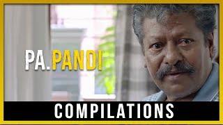 Pa Paandi | Raj Kiran Compilation | Dhanush, Raj Kiran, Prasanna