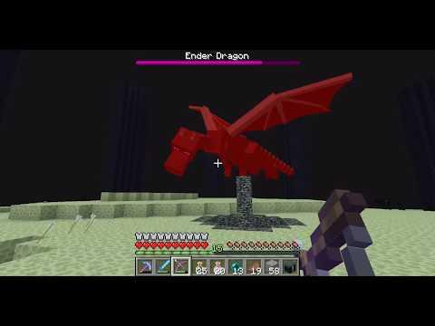 Minecraft CZ - Single svět ep. 20 - Na draka!