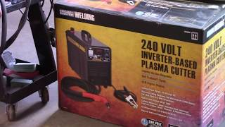Harbor Freight plasma cutter review. Part #60767