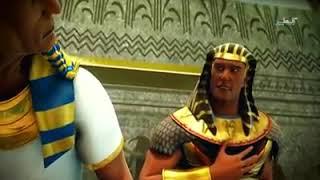 ما الذي دار بين السيدة سارة مع فرعون مصر ؟؟ الحلقة السادسة عشر من قصة ابي الانبياء ابراهيم عليه السل