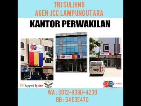 JCC Cargo Tri Sulihno Agen Lampung Utara