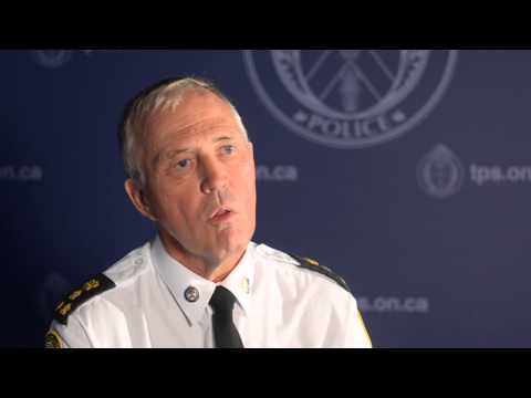Chief Blair speaks on Iacobucci report