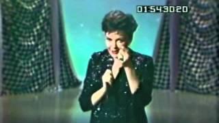 JUDY GARLAND - By Myself, 1966 Hollywood Palace