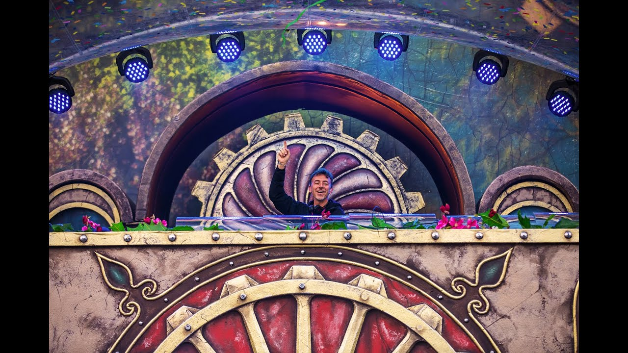 Benny Benassi - Live @ TomorrowWorld 2015