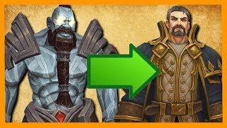 Origin of the Humans - World of Warcraft Lore