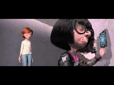 Edna Mode.... And Guest