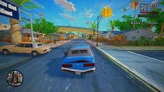 Вот такой будет GTA San Andreas в 2020 году!!!😱