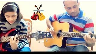 Itna Na Mujhse Tu Pyar Badha - Guitar Instrumental - mnm8