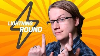 Anime Lightning Round with Tristan Arkada ⚡️