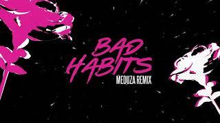 Ed Sheeran - Bad Habits [Meduza Remix]