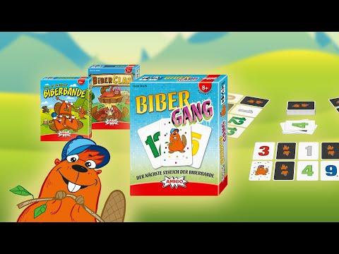 Spieletrailer Biber Gang  - Vorschaubild