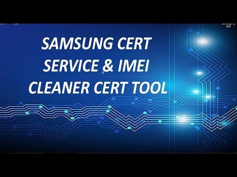 Samsung Cert File All Model Download