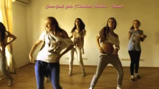 Jazz-funk girls choreography by Elena Chichuk (Charlotte Martin - Veins)