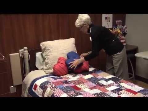 Volunteering at American Hospice