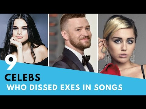 9 Celebs Who DISSED Their Exes In Songs! | Hollywire Mp3