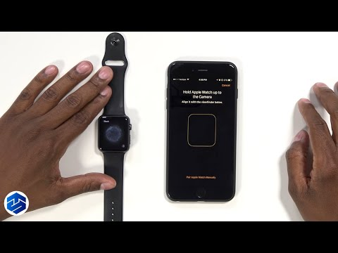 Set Up Any Apple Watch On iPhone