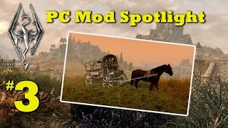 Skyrim SE Mod Spotlight #3: Dragonkiller Cart