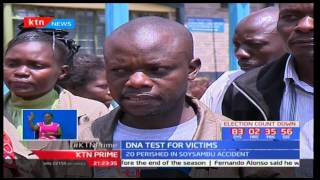 KTN Prime full bulletin: DNA test for accident victims- 16/05/2017 [Part Two]