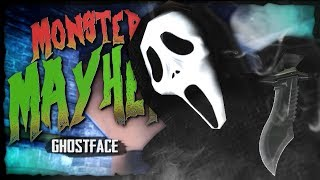 MONSTER MAYHEM | GHOSTFACE!!! (Garry's Mod)
