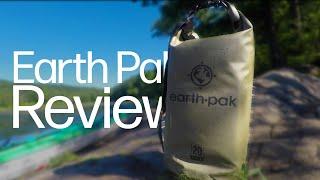 Earth Pak Dry Bag | Review