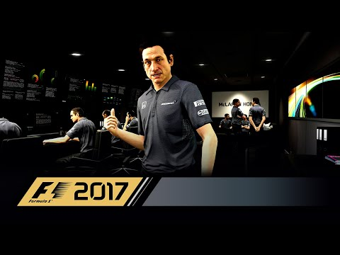 F1 2017 | CAREER TRAILER | Make History [US] thumbnail