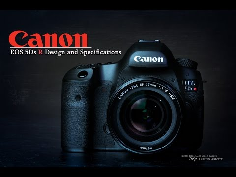 Canon EOS 5Ds R | Design, Features, and Specifications
