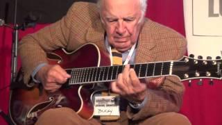 """If I Had You"" - Bucky Pizzarelli, Ed Laub, Walt Bibinger - Luthier's Showcase 2013"