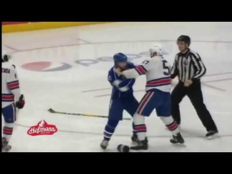 Brady Austin vs Mike Halmo