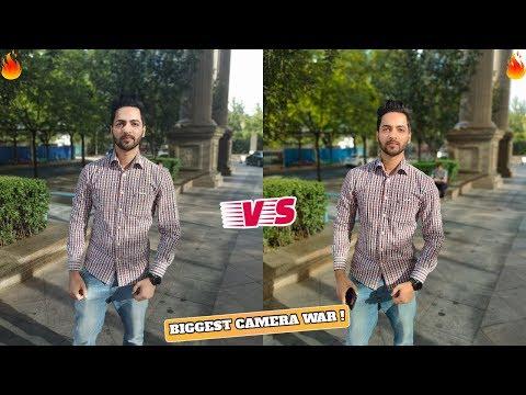 Redmi Note 8 Pro vs Realme XT - Full Camera Comparison [Night, Video, Auto Focus, 64MP, Selfie]